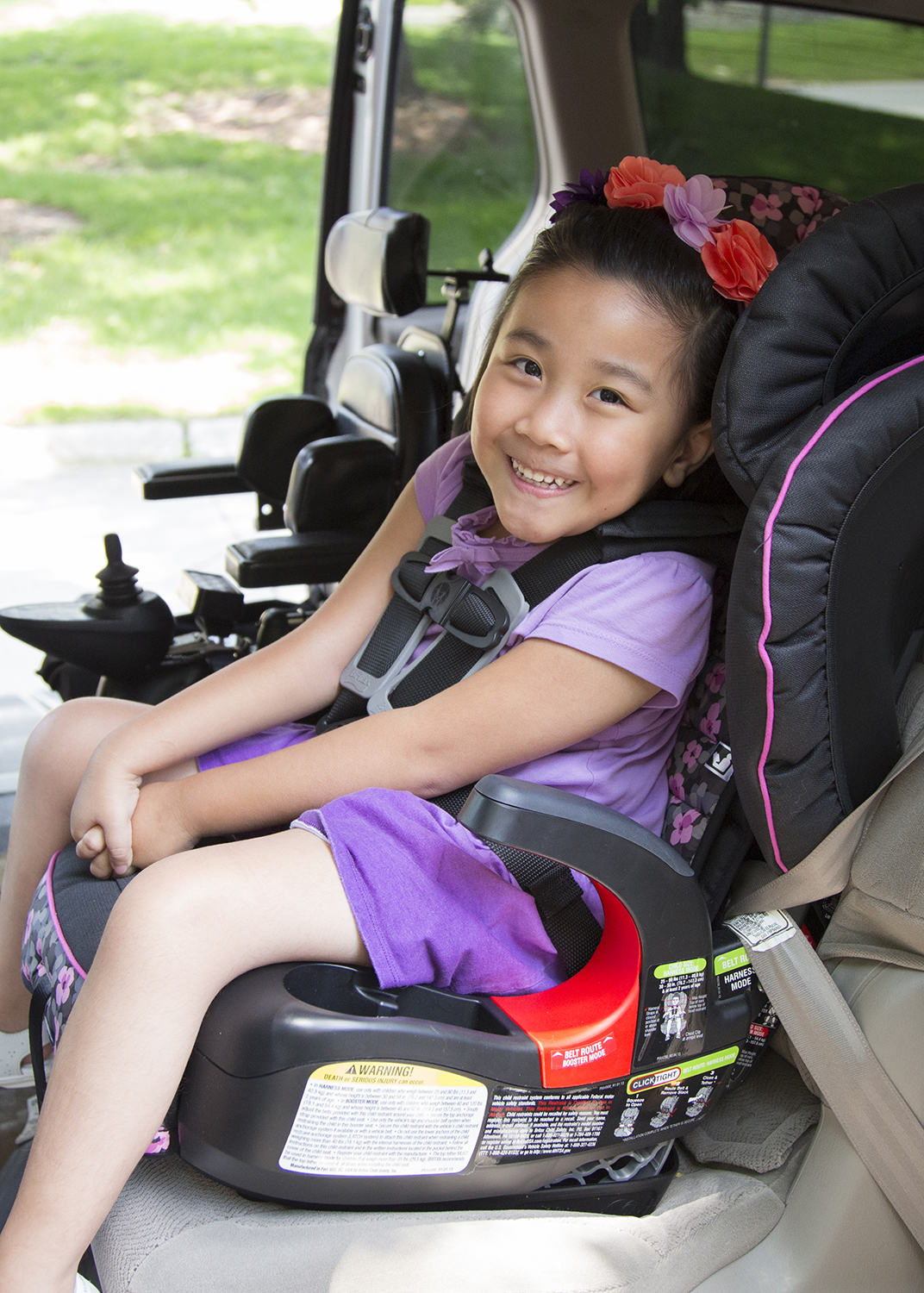 Car seat safety with Sharon Liao
