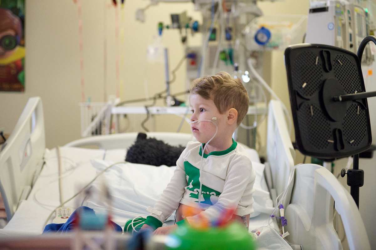 Will Kohn photo in PICU