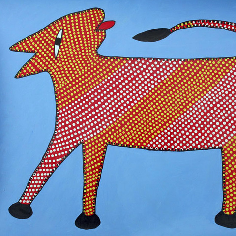 Dotted Animal