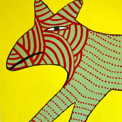 Patterned Animal